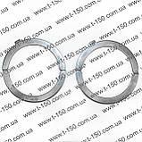 Полукольцо подшипника упорного коленвала ГАЗ-4301 (комплект 4 шт.)542.1005183, фото 2