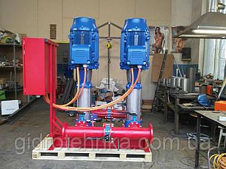 Насосная бустерная станция повышения давления  BOMBAS Ideal