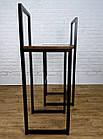 Высокие барные стулья для кафе и ресторана, фото 10