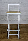 Высокие барные стулья для кафе и ресторана, фото 4