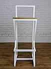 Высокие барные стулья для кафе и ресторана, фото 3