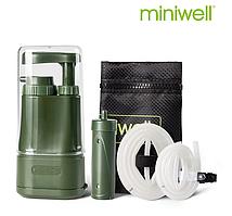 Портативний фільтр для води Miniwell L610