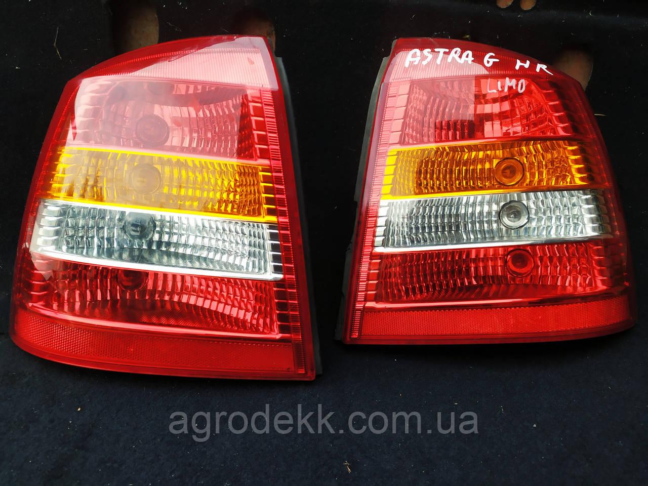 Фонарь задний левый Opel Astra G (1998-2004) 90521542