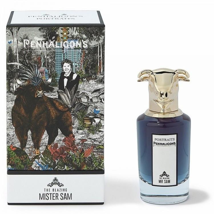 Мужская парфюмерная вода Penhaligon's The Blazing Mr Sam
