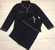 Пижама, комплект рубашка штаны, фото 4