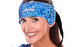 Повязка против мигрени Migraine Relief Wrap, повязка от мигрени, гелевая повязка от боли, против мигрени, фото 4