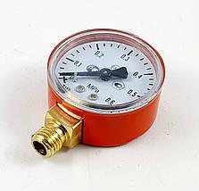 Манометр пропановый 0,6 МПа МП-50, фото 3