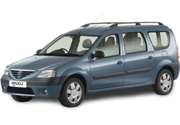 Виброизоляция для Dacia (Дачия) Logan MCV 1 2006-2012