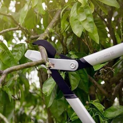 Сучкорез контактный PowerGearX™ L Fiskars 1020189, фото 2