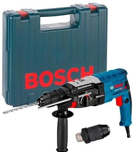 Перфоратор Bosch GBH 2-28 DFR ПОЛЬЩА! ✔ Якість!✔ Гарантія! ✔ ЕНЕРГІЯ УДАРУ 3.2 кДж