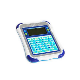 Детский обучающий планшет Joy Toy, 32 функции Голубой