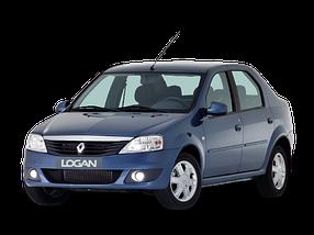 Виброизоляция для Renault (Рено) Logan Sedan 1 2004-2012