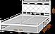 Ліжко Белла Металл-Дизайн, фото 3