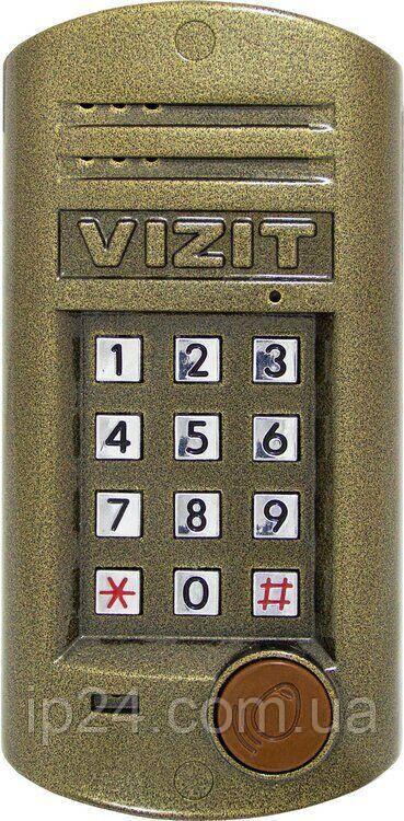 Блок вызова домофона Vizit БВД-314R