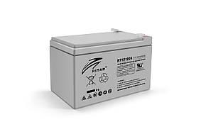 Акумуляторна батарея AGM RITAR RT12100S, Gray Case, 12V 10.0Ah ( 151 х 65 х 111 (117 ) ) Q10