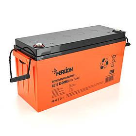 Аккумуляторна батарея MERLION GL121500M8 12 V 150 Ah (492 х 180 х 277)