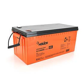 Акумуляторна батарея MERLION GL122000M8 12 V 200 Ah ( 530 х 250 х 277 )