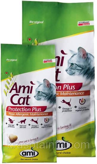 AMI Cat веганский корм для кошек 3 кг