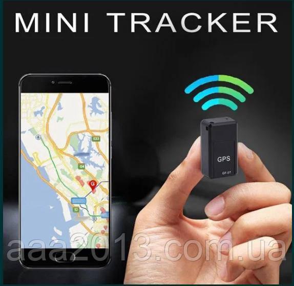 GPS Трекер  GF-07, радио няня, СИГНАЛИЗАЦИЯ, с магнитом