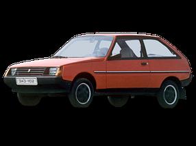 Виброизоляция для ЗАЗ (ZAZ) Таврия 1986-2007