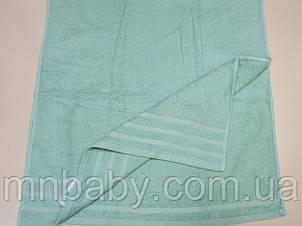 Полотенце махровое 70*140 см мятное