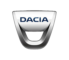 Дефлектор на капот (Мухобойки) для Dacia (Дачия)
