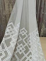 """Тюль Элит коллекция бамбуковых тканей """"""""Porto Bello"""", фото 3"""
