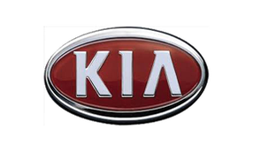 Дефлектор на капот (Мухобойки) для Kia (Киа)