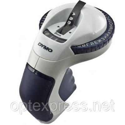 Механический ленточный принтер этикеток Omega DYMО (кириллица).