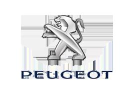 Дефлектор на капот (Мухобойки) для Peugeot (Пежо)