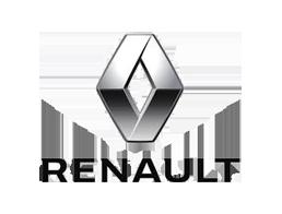 Дефлектор на капот (Мухобойки) для Renault (Рено)