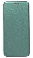 Чехол книжка для Xiaomi Redmi 9 (Green)