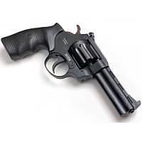 """Револьвер під патрон Флобера Safari PRO 441 4"""" пластикова рукоятка"""