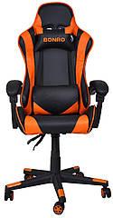 Игровое кресло Bonro B-2013-2 оранжевое 40800033