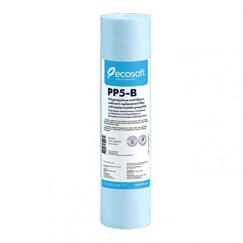 "Картридж бактериостатический Ecosoft PP5-B 2,5""x10"" CPV25105BECO"
