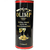 Масло Olimp olive oil Extra Virgin black 1 л