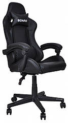 Игровое кресло Bonro B-2013-2 черное 40800035