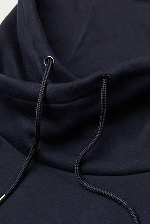 Свитер мужской H&M с воротником стойка размер XXL (RU 56) толстовка мужская, фото 2