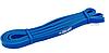 Резина для подтягиваний (лента силовая) FI-3917-B POWER BANDS (2080x13x4,5мм, жесткость ХXS, синый), фото 2
