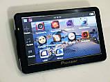 """7"""" GPS навигатор Pioneer 711 8gb 800mhz 128mb IGO+Navitel+CityGuide, фото 3"""