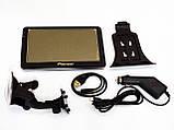 """7"""" GPS навигатор Pioneer 711 8gb 800mhz 128mb IGO+Navitel+CityGuide, фото 4"""