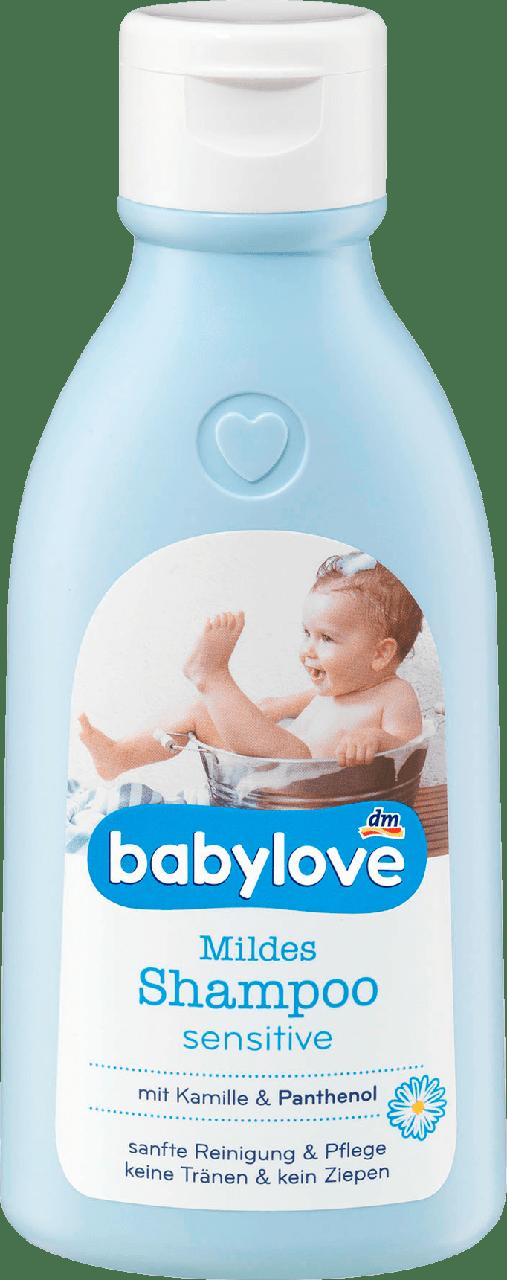 Детский шампунь Babylove Sensitive, 250 мл.