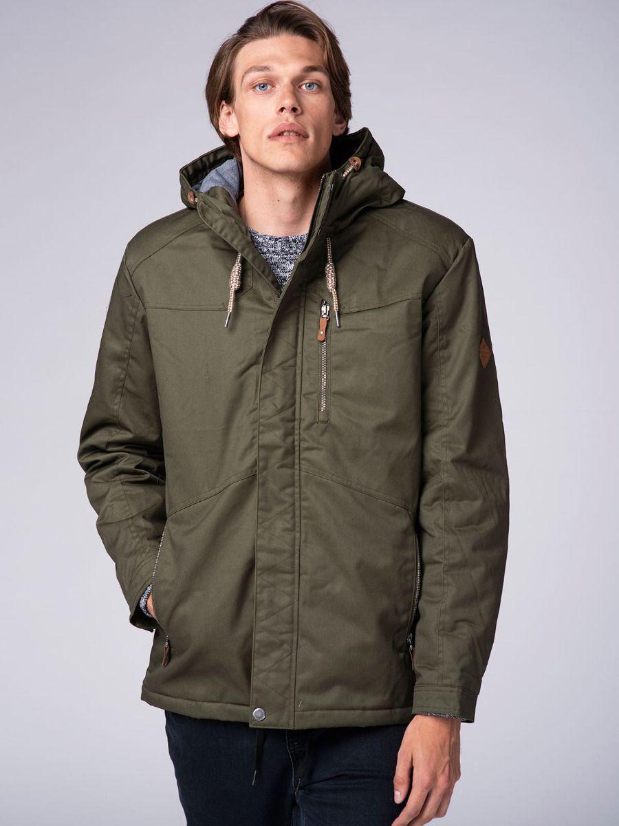 Демисезонная мужская куртка Volcano J-Walker M06037-306