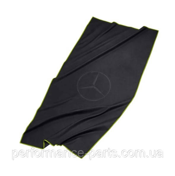 Полотенце Mercedes-Benz Functional Towel, anthracite, артикул B66955810 Официальная коллекция Mercedes