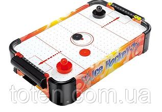 Настольный аэрохоккей деревянный IceHockey ZC3001A от сети 220V