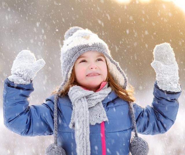 актуальные детские варежки и перчатки