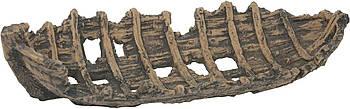 Декор в аквариум Каркас корабля на дне 30*13*8 см (керамика) Croci Amtra