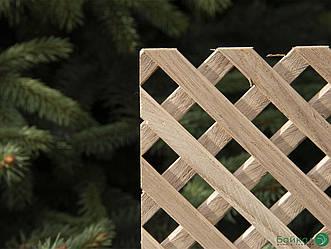 Деревянная декоративная решетка — 3R (Ольха, Бук, Клен, Ясень, Дуб)