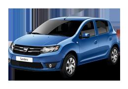 Дефлектор на капот (Мухобойки) для Dacia (Дачия) Sandero 2 2012+