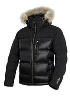 Зимняя теплая куртка мужская ZeroRH+ Utah II Down Jacket black (MD), фото 1